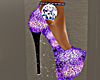 !Purple Rhapsody Heels