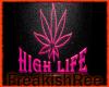 pink high life dj room