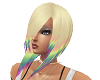 Rainbow blonde xenon