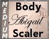 Body Scale Abigail M