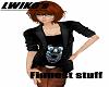 Black Suit w/ Skull