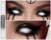 f White pupile