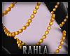 TAZZA Leg Pearls