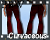 BBW Red pants {C}