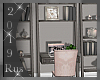 Rus: Blush Bookcase