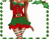 Sexy Xmas Elf Dress