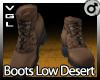 VGL Boots Low Desert
