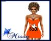 BOO Halloween Dress