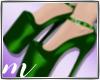 AM: Green Xmas Platforms