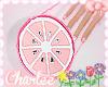 ❤ Citrus HandBag