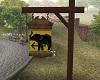 elephant zoo sign