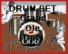 Grand Ole Opry Drumset