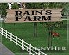 H. Rain's Farm Custom