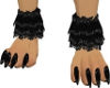 SG Black Anthro Feet M