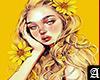 ❀Cutout Girl Flowers