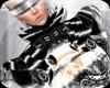! Cyborg Armour BlkWhite