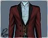 Red Suit Mannequin