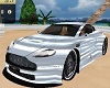 (SO)Silver Sports Car