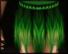 Green Grassy Skirt