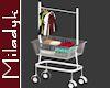 MLK Full Laundromat Cart