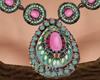 Vintage Boho necklace 2