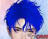 Damien Blue Hair