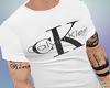 T-Shirt Calvin Klein.
