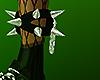 Diamond Ankle Spikez