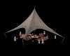 Desert Pillows and Tent