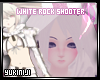 White rock shooter flame