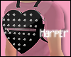 Kids Punk Heart Backpack