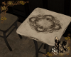 Steampunk Cafe Table