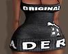 ღ Black Ader Dress RL