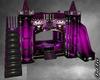 Purple Jack Castle Bed