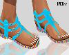J. Kids Blue Shoes