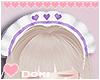 Doki Maid Hat Purple