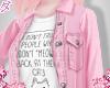 d. pink cats cute