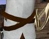 Brown Cross Belts