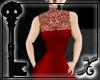 *XS* Harlow Dress Red