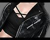 ヨネ. Leather Jacket