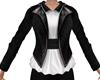 Leather Jacket w/Shirt