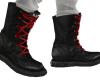 NV Wolf Boots Black