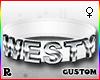 ☢! Westy Collar Silver