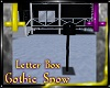 Gothic Letterbox