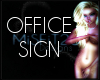 MFT Office Sign