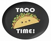 Taco Time Plate
