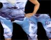 !DD! White Wolf Pants