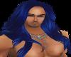 (AL)Sam BlueNBlack Hair