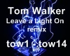 Leave a Light On remix