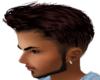 Stud Mocha Brown Hair